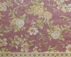 Cotton Flowers Roses Peonies Daises Blooms Buds Blossoms Floral Fig & Plum Fig Tree Quilts Vintage Cotton Fabric Print by the Yard (20080-17)