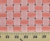 Linen Cotton Blend Folly Weave Coral Sand Fabric by the Yard (40862-za4018-11287)