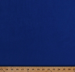 Fleece 4-Way Stretch Sapphire Blue Solid Fleece Fabric by the Yard (4722H-10A)