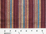 Homespun Yarndyed Multi-Color Cotton Striped Fabric by the Yard (K5497F-6K)