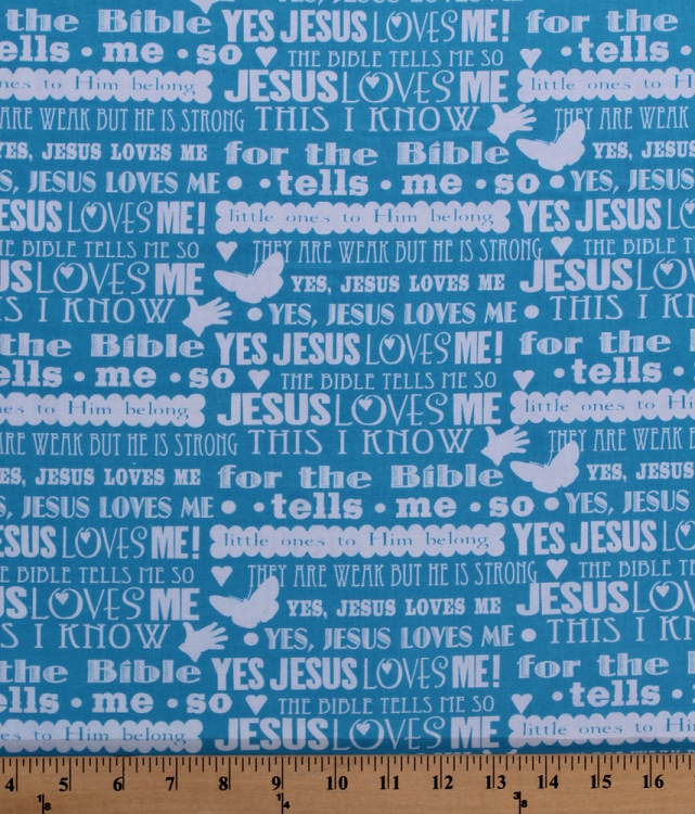 Lyric blue song lyrics : Cotton Jesus Loves Me II Song Lyrics Words Christian Hymns ...
