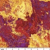 Northcott™ Stonehenge™ Cotton Marbled Blenders Fabric (Lava)