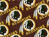 Washington Redskins NFL Pro Football Cotton Fabric Print