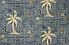 Tommy Bahama®  Island Song Fabric by the Yard - Ocean