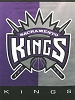 NBA® Cotton Duck Fabric Panel - Sacramento Kings - 30