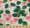 Cotton Martha Negley Flower Garden End of Day Pink Cotton Fabric Print by the Yard (mn49-pink)
