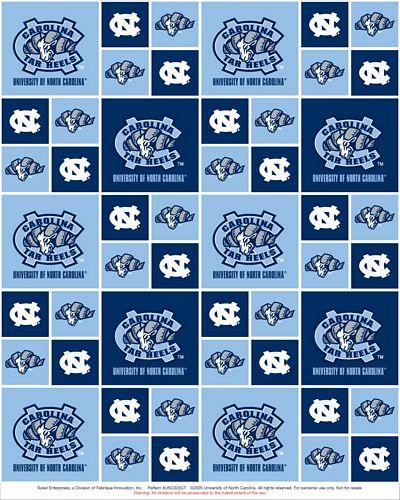 Cotton University Of North Carolina Tarheels College Team