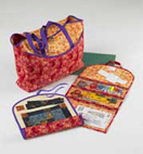 Kwik-Sew Pattern – Bag, Quilt Roll and Organizer