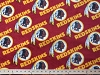 Fleece Washington Redskins NFL Football Sports Team Fleece Fabric Print by the yard
