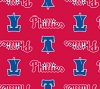 Cuddle Micro Plush Philadelphia Phillies MLB Baseball Fabric