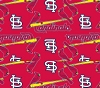 Cuddle Micro Plush St. Louis Cardinals MLB Baseball Fabric