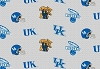 Sweatshirt Fabric University of Kentucky Wildcats Sweatshirt Fleece Fabric