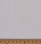 Micro Plush White Baby Blanket Plush Fabric By the Yard (2470S-5N)
