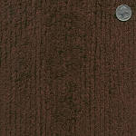 Cotton Terry Chenille Fabric by the Yard - Brown (TC0515-596)