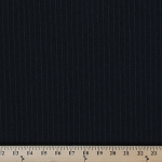 Wool Blend England Wool Design Pinstripe Fabric by the Yard (11J)