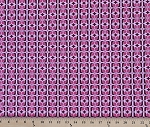 Cotton Halle Rose Floral Designer Cotton Fabric Print by the Yard C4185-Orchid