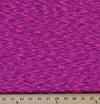 4-Way Stretch Strata Performance Pink Fuchsia White Space Dye Knit Stretch Fabric By the Yard (8938P-6MPink)