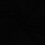 Slinky 4-Way Super-Stretch Polyester Lycra Black Fabric by the Yard (6583T-1H)
