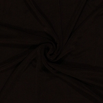 Slinky 4-Way Stretch Polyester Lycra Brown Fabric by the Yard (6510F-1L)