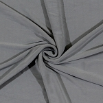 Slinky 4-Way Stretch Nylon Spandex Light Grey Fabric by the Yard (2638R-1J)