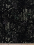 Elementree Heavy-weight Twill Hunter Camouflage Trees Leaves Camo Fabric By the Yard (SRK-14808-29HUNTER)