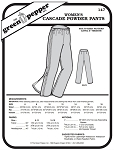 Women's Cascade Powder Snow Pants #147 Sewing Pattern (Pattern Only)