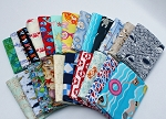 10 Fat Quarters - Nautical Themed Ocean Sailing Quality Quilters Cotton Fabrics M227.01
