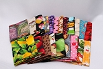 10 Fat Quarters - Food Kitchen Culinary Cuisine Fruit Veggies Candy Cotton Fabrics Quality Quilters Cotton Fabrics  M228.04