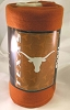 University of Texas Longhorns® College 50x60 Fleece Fabric Throw