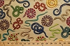 Cotton Tropic Rainforest III Snakes Snake Types Reptiles Animals Cotton Fabric Print by the Yard (06502-70)