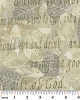 Cotton Scripture Verses Bible Verse Quotes State of Grace Seasons A Time To Cotton Fabric Print by the Yard (06362-44-Sage)
