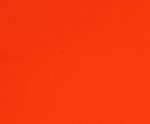 Fleece (not for masks) Single-Face Blaze Fleece Bright Orange Solid Color Fleece Fabric Solid by the Yard (6943F-4C)