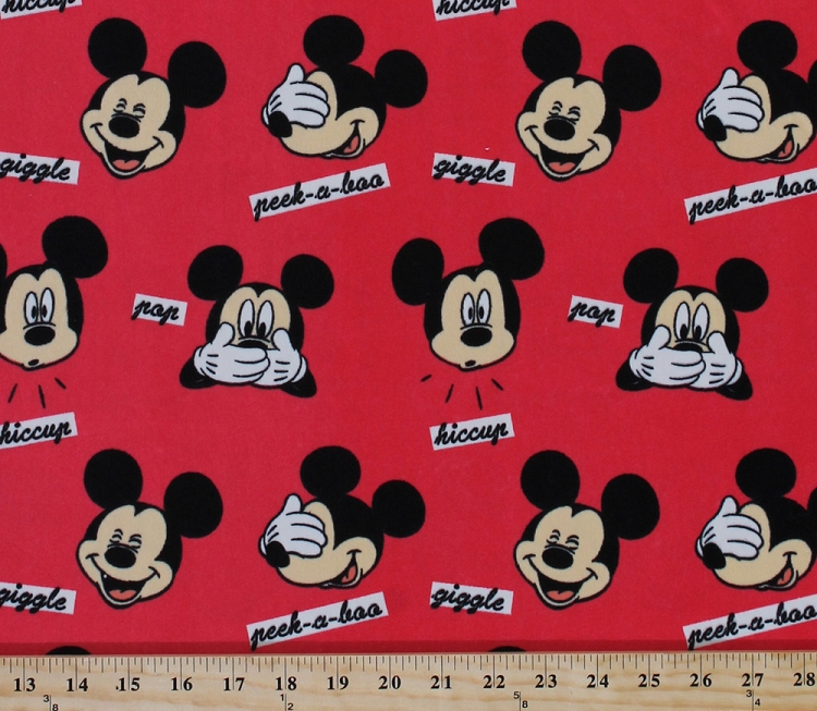 Mickey Faces Mickey Mouse Giggle Peek A Boo Hiccup Words