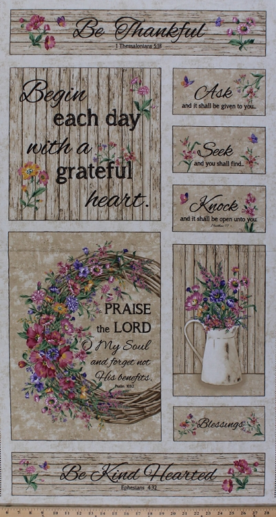 scripture about grateful heart