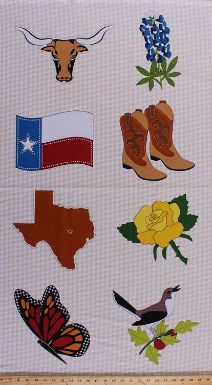 Texas State Emblems And Symbols