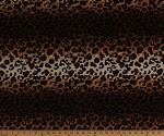 Leopard Skin Animal Fleece Fabric Print by the Yard a19305b