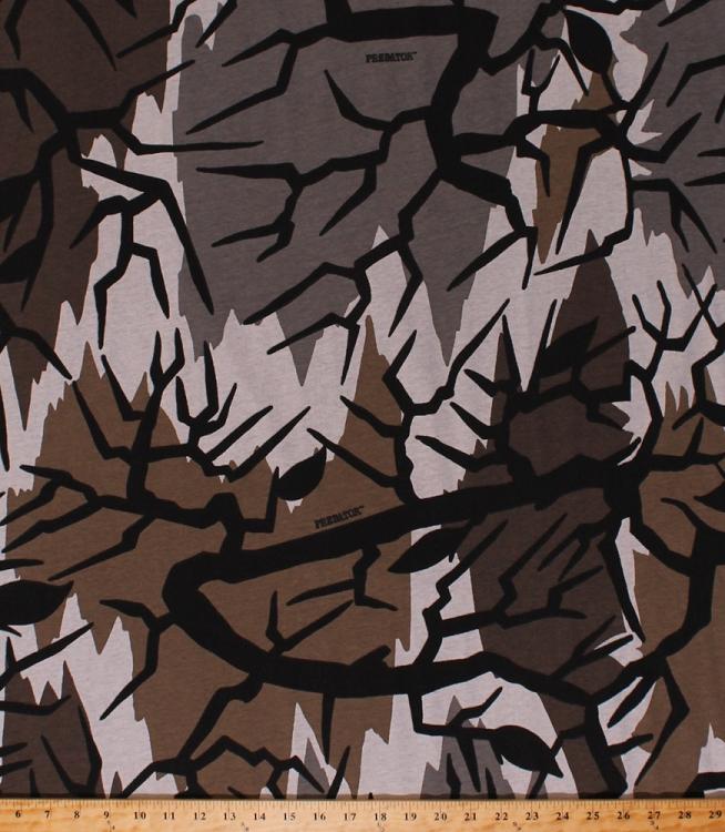 60 Quot Predator Modern Camo Camouflage Tree Branches Bone