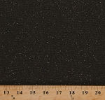 Metallic Glitter Polyester Knit Gold Black 1-Way Stretch Fabric By the Yard (K5564-9K)