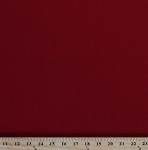 Wool Melton Coating Red Wool Blend Fabric By the Yard (3167A-10N)