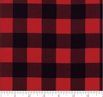 Cotton Buffalo Plaid 1