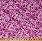 Cotton Hoffman Challenge 2018 Digital Print Fuchsia Diamonds Pink Diamond Cut Precious Stones Gems Gemstones Jewels Jewelry Jewellery Jewelers Shine On! Blender Cotton Fabric Print by the Yard (Q4431-23-FUCHSIA)