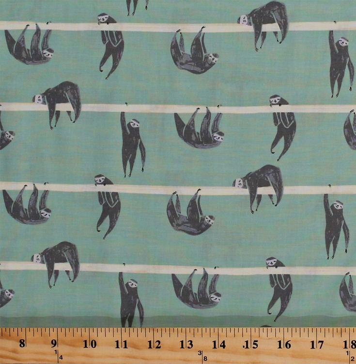 cotton sloths animals nature wildlife three toed sloth hanging from