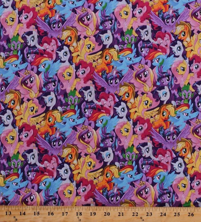 My Little Pony Ponies Fluttershy Pinkie Pie Twilight