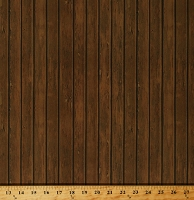 Cotton Barn Wood Wooden Boards Floorboards Siding Brown Landscape Farmhouse Surfaces Digital Cotton Fabric Print by the Yard (AWHD-18236-16BROWN)
