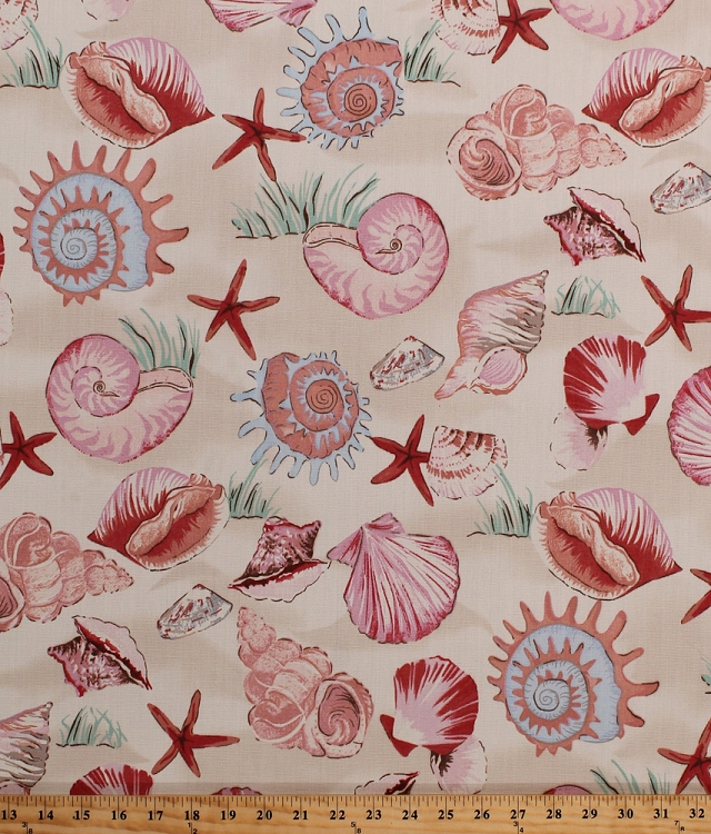 54 Quot Indoor Outdoor Sea Shells Pink Seashells Starfish
