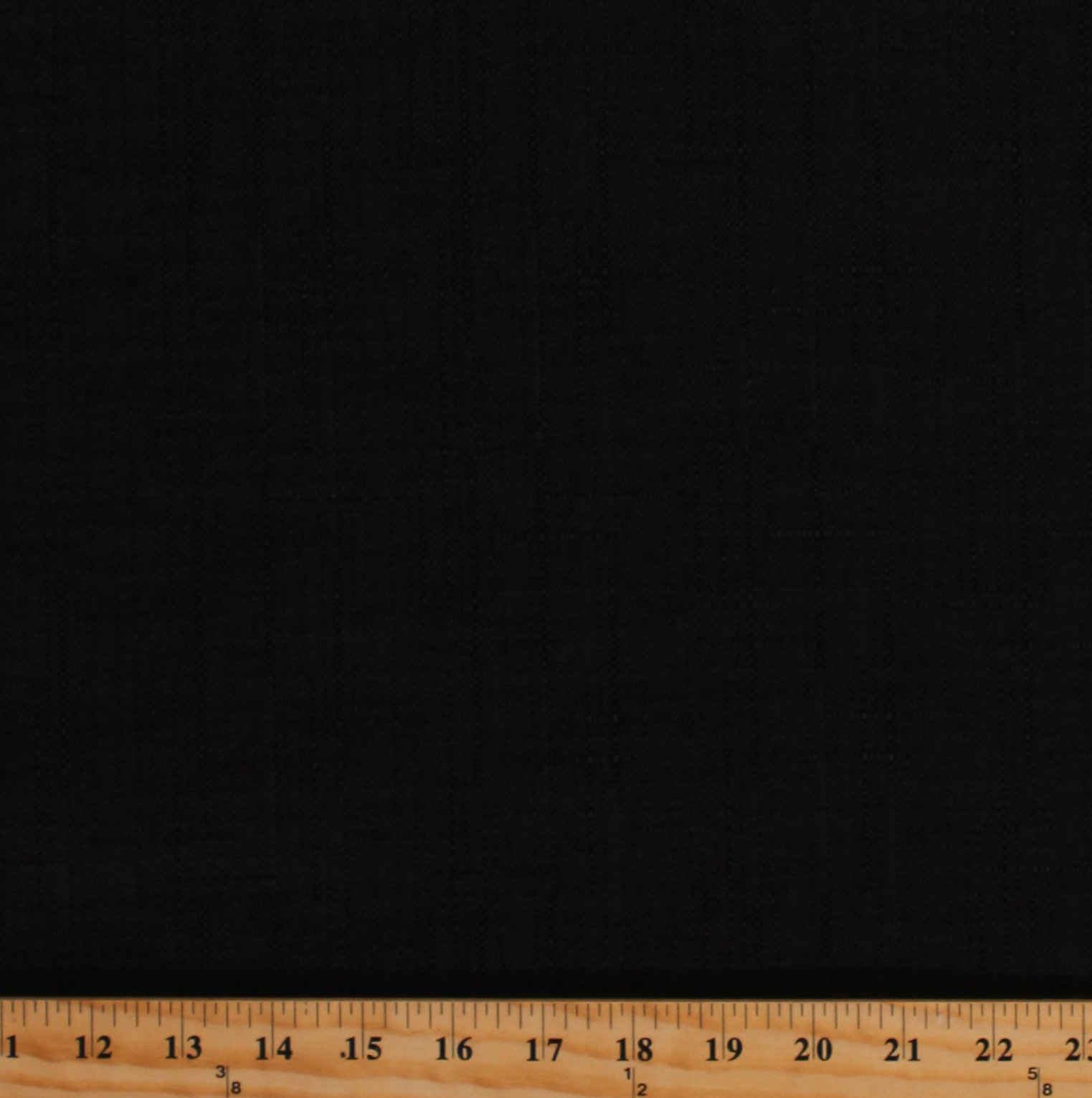 Outdoor Patio Fabric Black Solid With