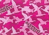 Duck Dynasty® Camouflage Pink Cotton Fabric Print by the yard (48870-c470715)