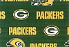 Green Bay Packers NFL Pro Football Cotton Fabric Print