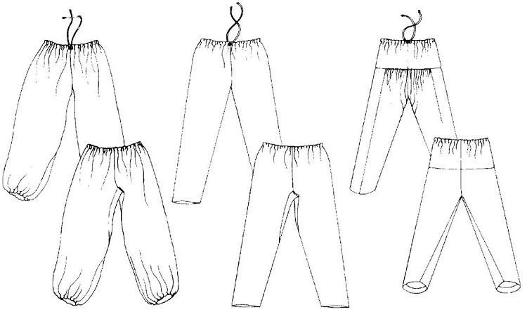 Folkwear Sarouelles Pants #119 Turkish African Indian Pants Trousers ...
