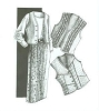 Great Copy 105 The Best Vest and Formula Wrap Skirt Sewing Pattern (Pattern Only)
